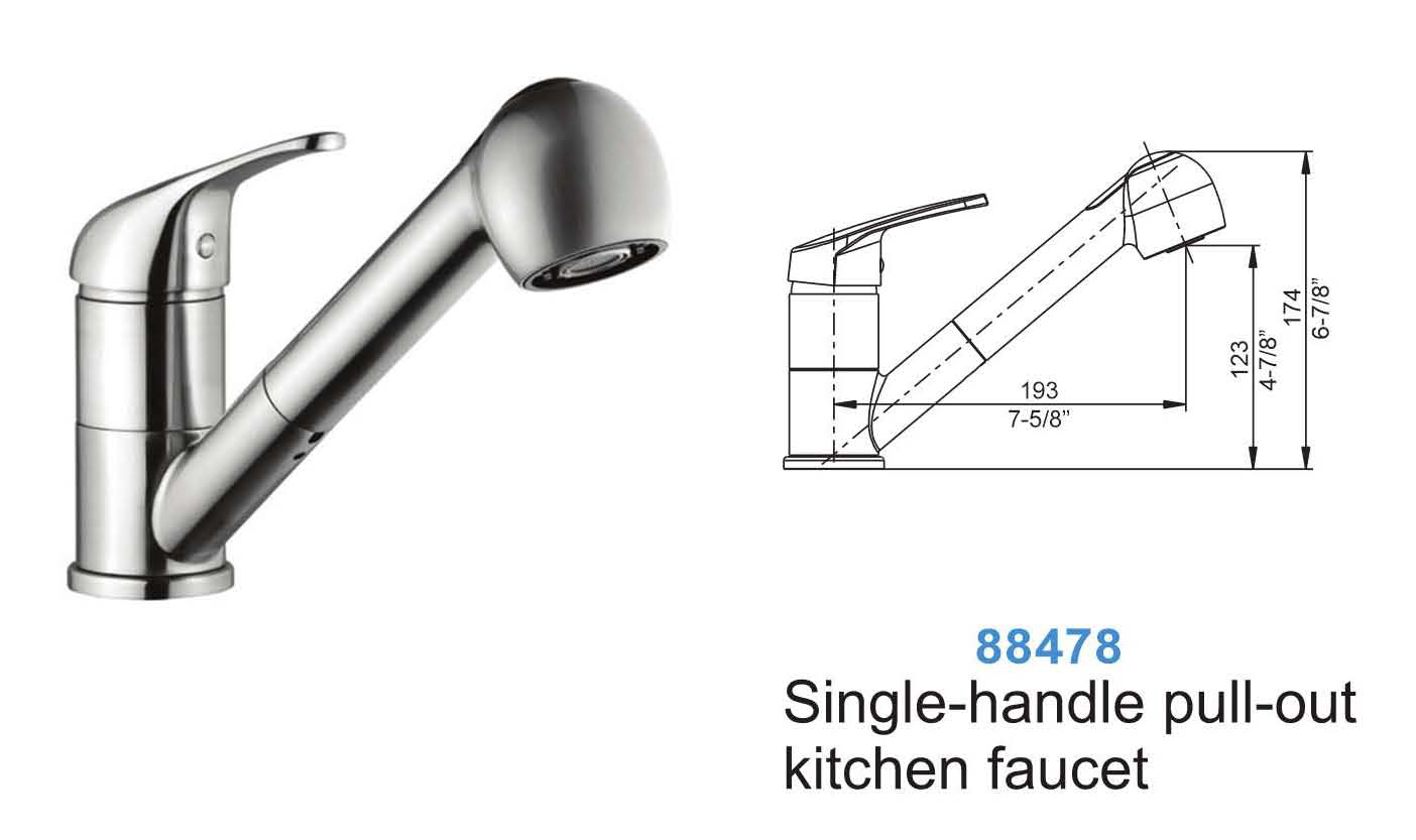 Ngy Stones Cabinets Inc All Products Accessories Faucets Kitchen Plumbing Diagram Shematic Image With No Description