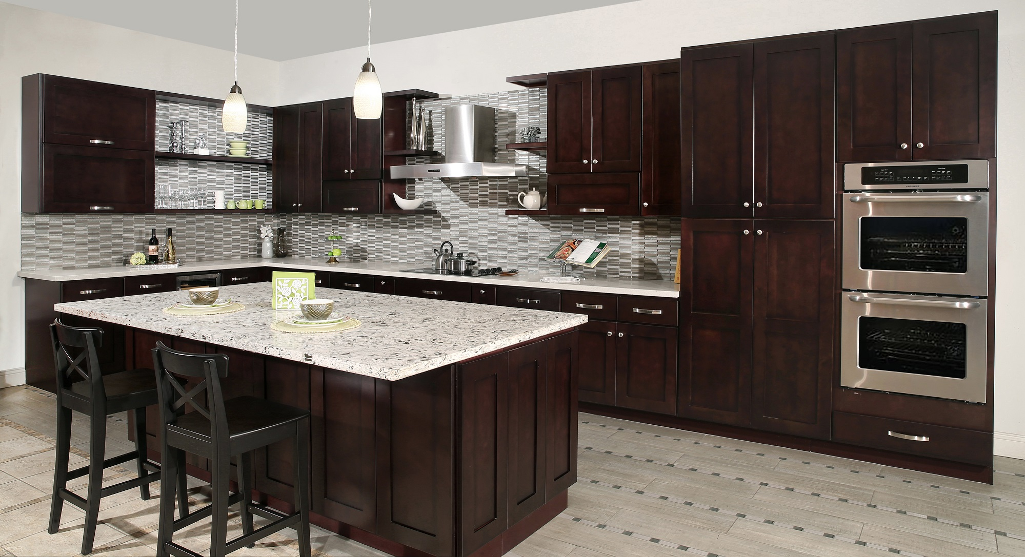 showroom overlay with in euro flair light affordable kitchen doors corner wood concrete cabinet style contemporary garage thumb samples finish diagonal countertop beech standard color accent lower door upper glass appliance microwave reeded custom cabinets and