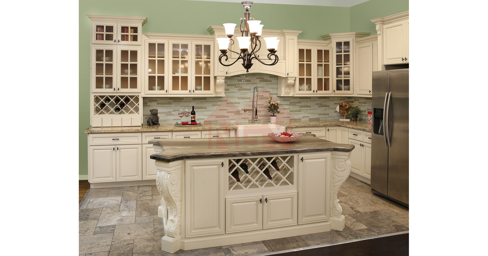 Ngy Stones Amp Cabinets Inc All Products Kitchen